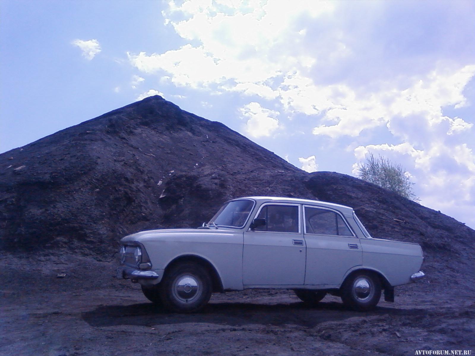 Москвич 412.  1974г.в