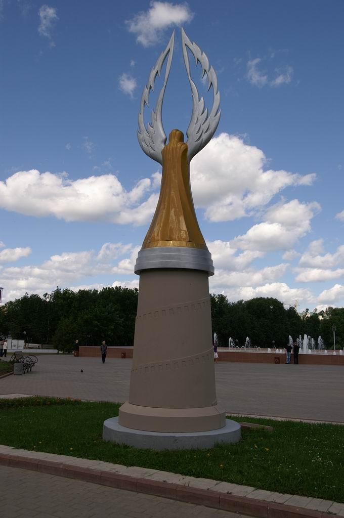 Памятник Тарковскому