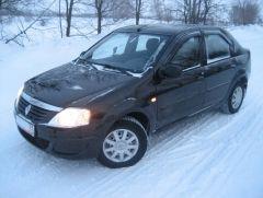 Киреевский Renault Logan